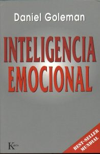 Portada del libro de Daniel Goleman Inteligencia emocional